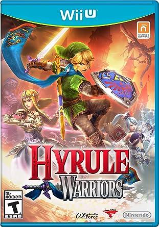 Amazon Com Hyrule Warriors Nintendo Wii U Nintendo Of America Video Games