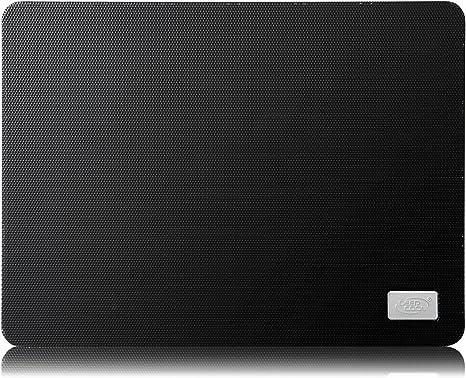 DeepCool N1 Slim - N1BLACK - Base portátil con Ventilador, Color ...