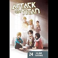 Attack on Titan Vol. 24 (English Edition)