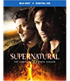 Supernatural: The Complete Tenth Season [Blu-ray] [Import]