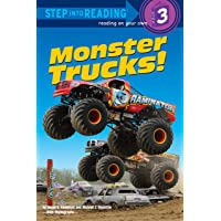 Monster Trucks!: Step Into Reading 3