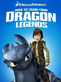 how to train your dragon tv show order
