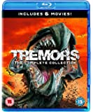 Tremors: 6 Film Collection [Blu-ray]