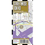 Streetwise Tokyo Laminated City Center Street Map