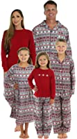 SleepytimePjs Family Matching Christmas Nordic Pajamas PJs Sets for the Family