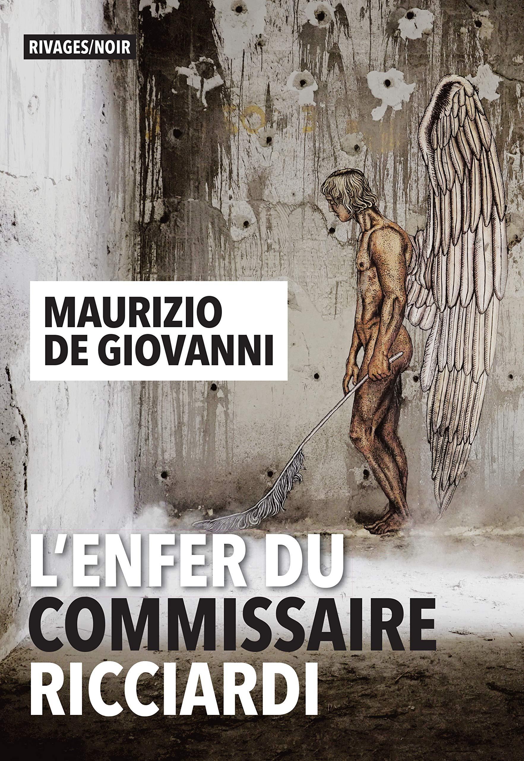 """Résultat de recherche d'images pour """"3/ L'enfer du commissaire Ricciardi"""""""