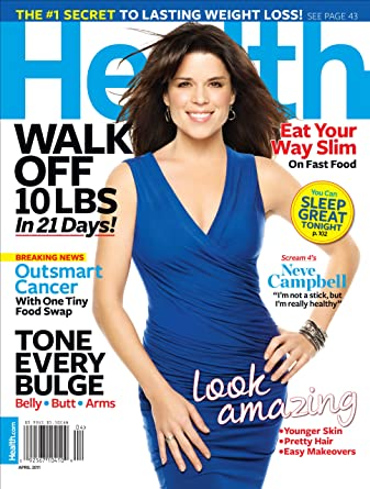 Health: Amazon.com: Magazines