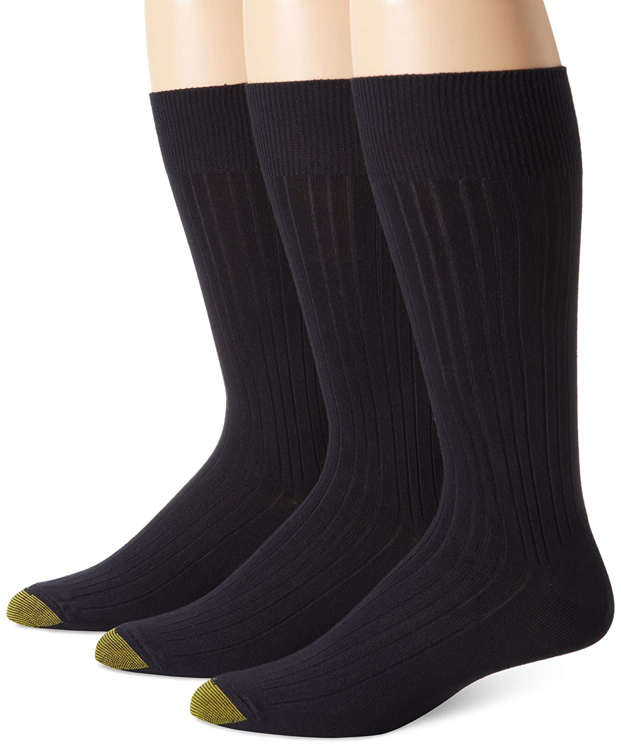 Gold Toe Men's Milan Dress Sock (Pack of 3) Gold Toe Moretz - Men's