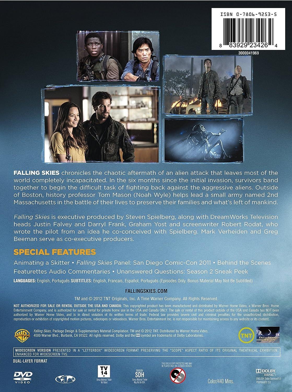 Amazon.com: Falling Skies: Season 1: Noah Wyle, Moon Bloodgood ...
