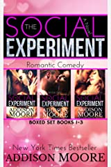 The Social Experiment Boxed Set: Books 1-3 Kindle Edition
