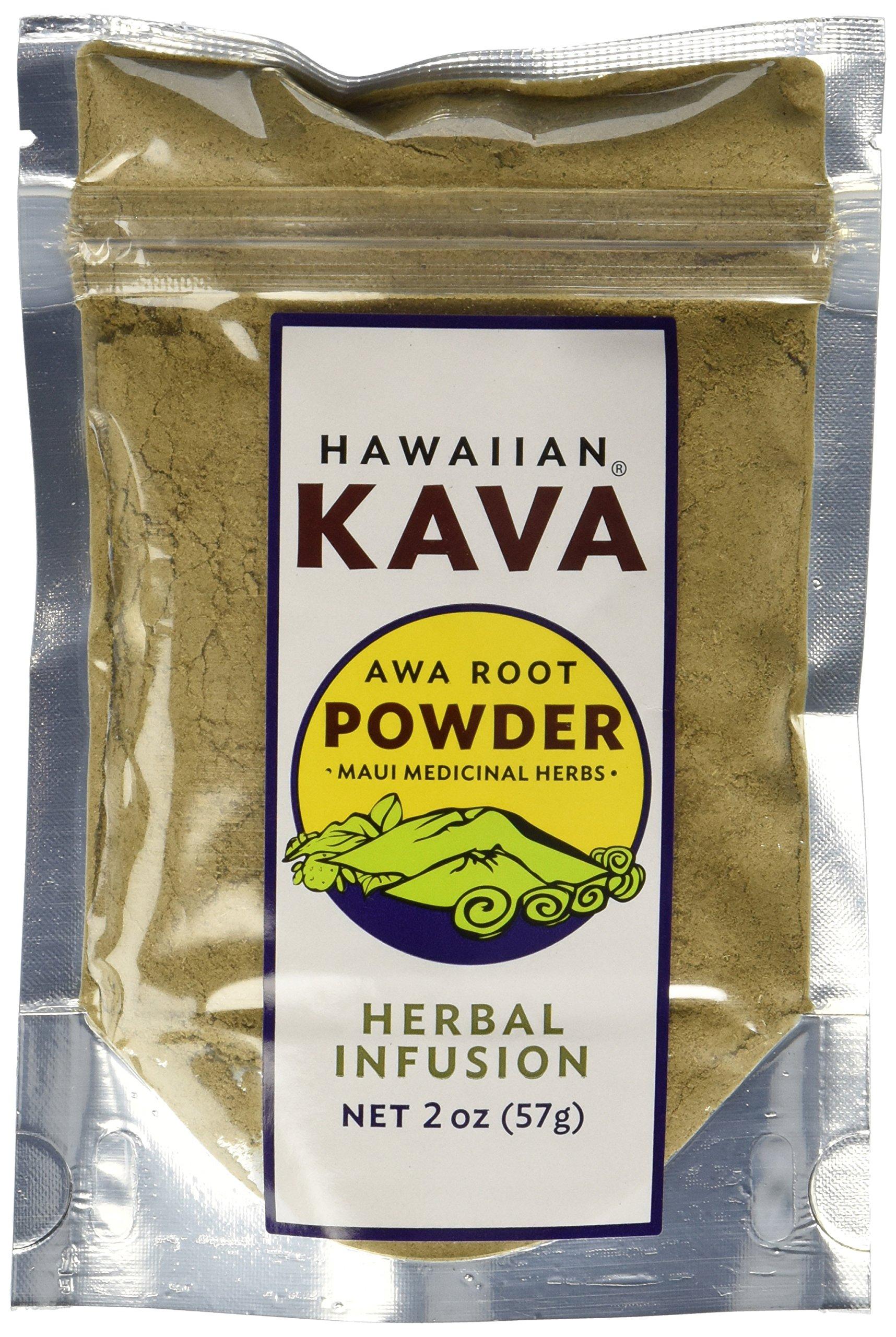 Hawaiian Kava Powder Piper Methysticum Root from Hawaii