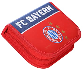 FC Bayern München - Estuche escolar, funda, estuche, estuche ...