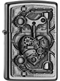 Zippo 2.005.032 Collection Cœur Steampunk Thème printemps 2016, finition satin