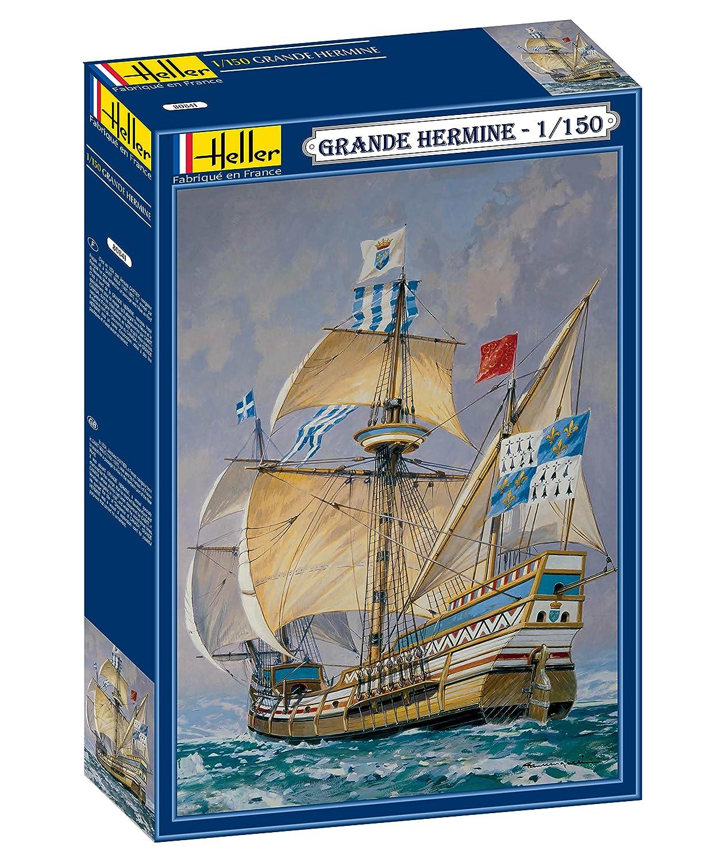 Heller 80841/Model Kit La Grande Hermione