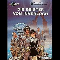 Valerian und Veronique 11: Die Geister von Inverloch (German Edition) book cover