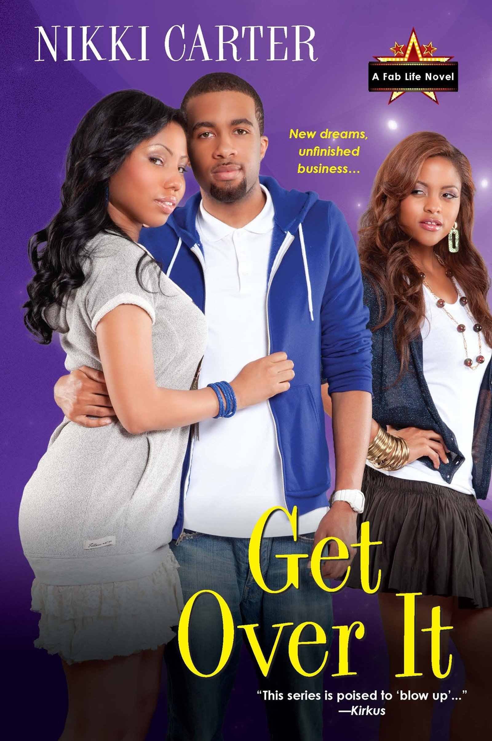 Read Online Get Over It (Fab Life) pdf