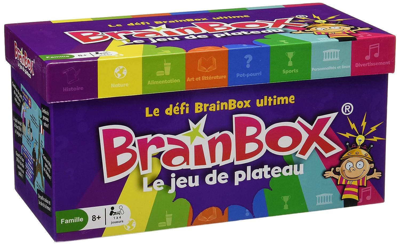 Brain Box - Juego de memoria abc en francés (47193320) BrainBox