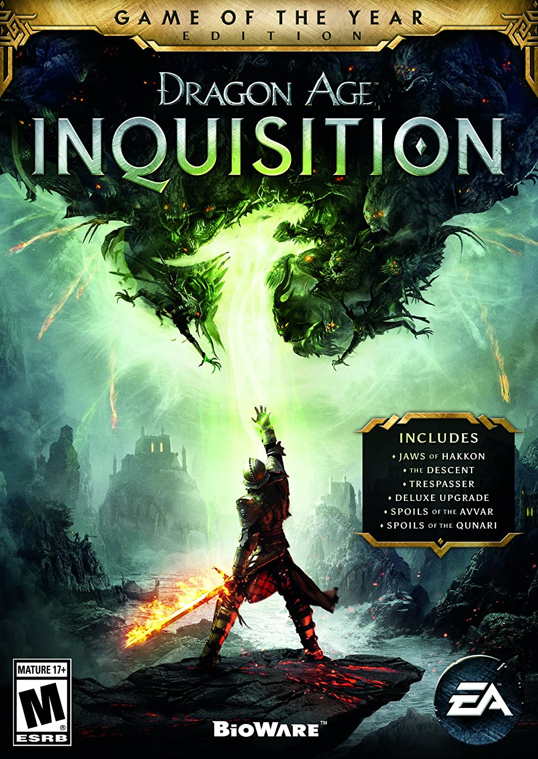 Dragon Age: Inquistion - Game of the Year Edition - PC [Direct to Account]