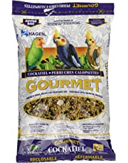 Hagen B2801 Gourmet Seed Mix for Cockatiels and Small Hookbills, 1.3 Kg, 2.5-Pound