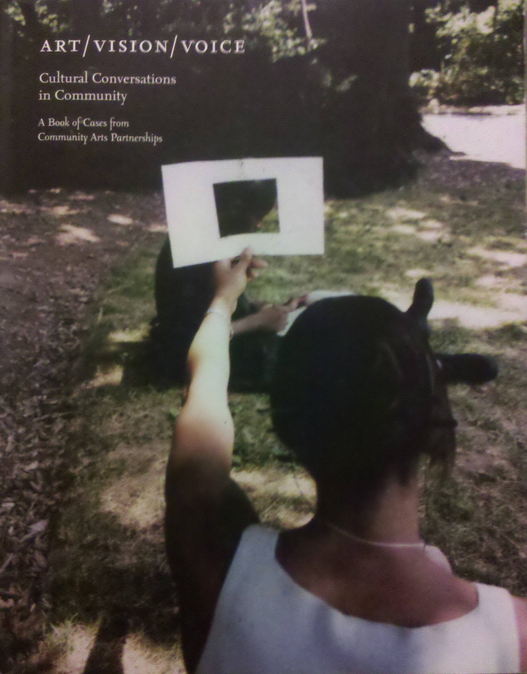 Read Online Art/Vision/Voice Cultural Conversations in Community A Book of Cases from Community Arts Partnerships pdf epub