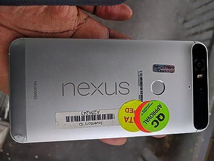 Huawei Nexus 6P H1512 64 GB – Smartphone libre, color escarcha ...