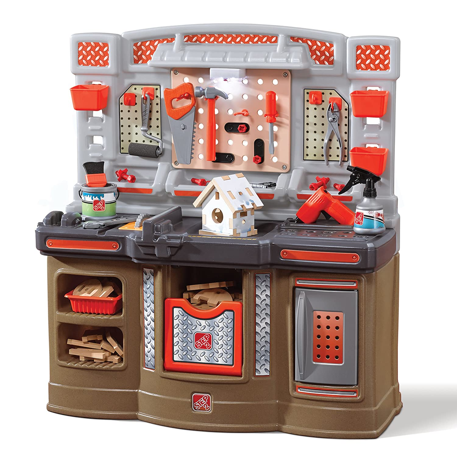 Top 9 Best Kids Toy Tool Bench Reviews in 2019 3