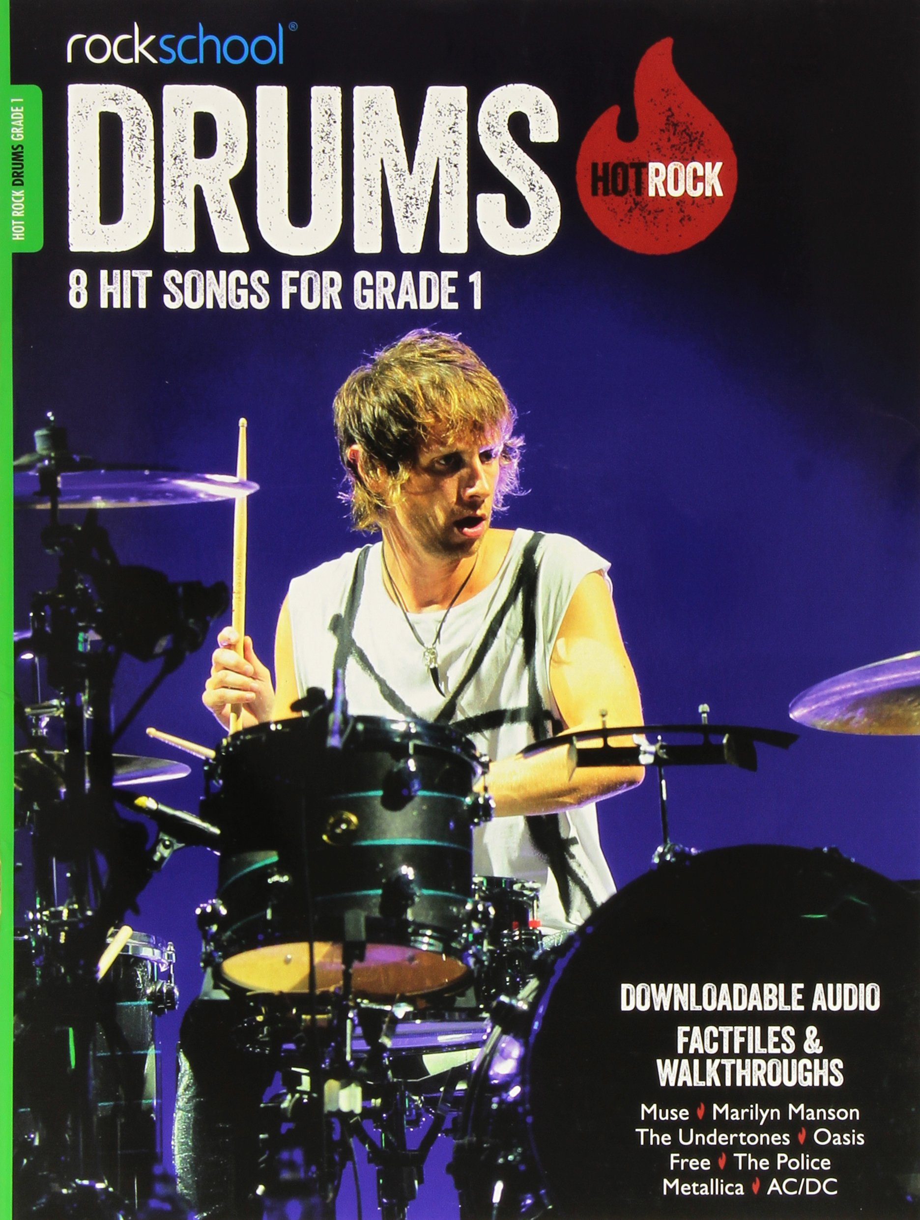 Rockschool Drums Grade 1 Pdf