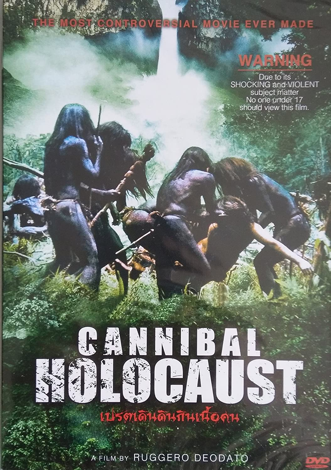 (18+) Cannibal Holocaust (1980) Italian 720p Blu-Ray X265 AAC 700MB