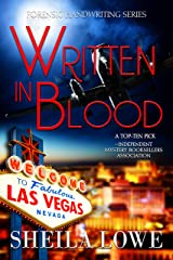 Written in Blood (Forensic Handwriting Mystery Book 2) Kindle Edition