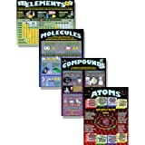 Mcdonald Publishing Mc-P153 Atoms Elements Molecules Compounds
