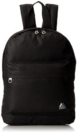 Everest Junior Backpack, Black, One Size