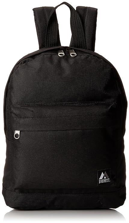 Amazon.com | Everest Junior Backpack, Black,