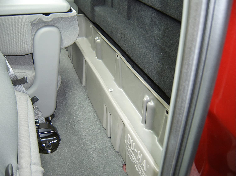 Du Ha 20025 Ford Behind Seat Storage Console Organizer Black