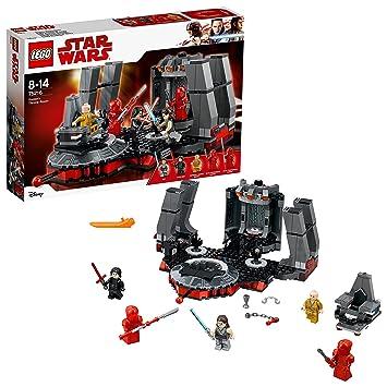 Jeu Construction De Salle Snoke Du 75216 Trône Lego Wars Star pVUSMz