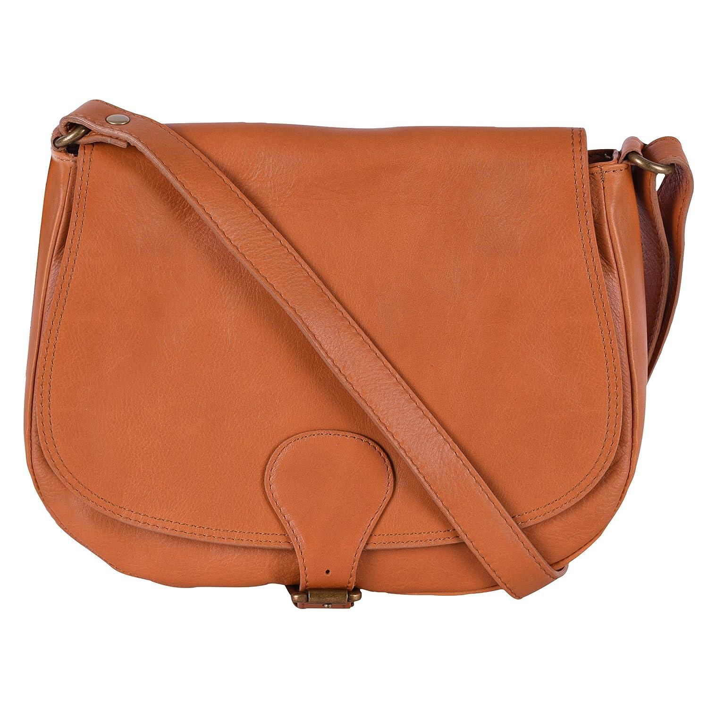 OH MY BAG Sac à main en cuir lisse Vintage
