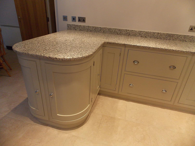 Amazon.de: Küche Einheiten Küche Unterschrank 400 mm 1 Gebogene Tür ...
