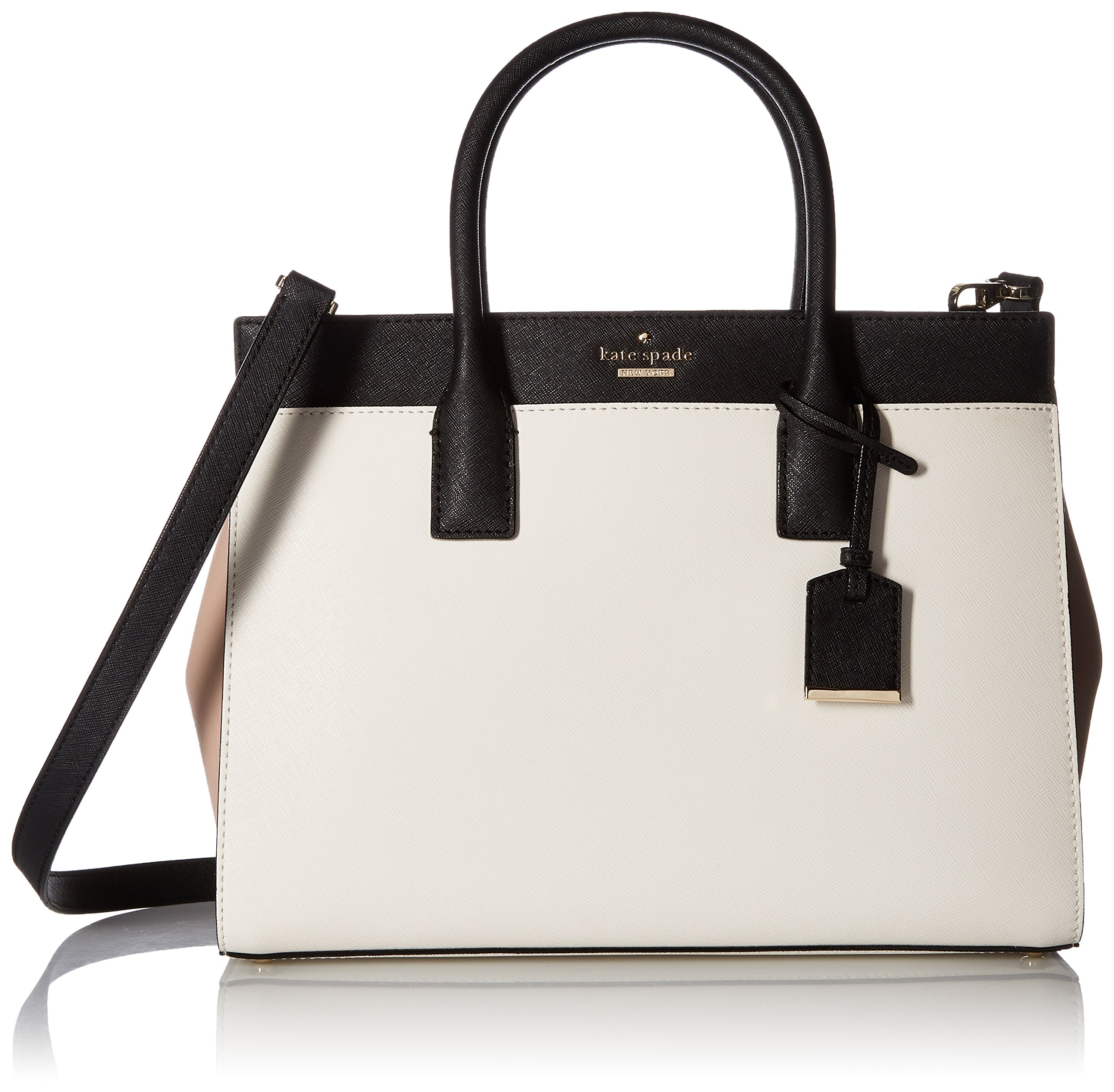 kate spade new york Cameron Street Candace Satchel, Toasted Wheat Multi by Kate Spade New York