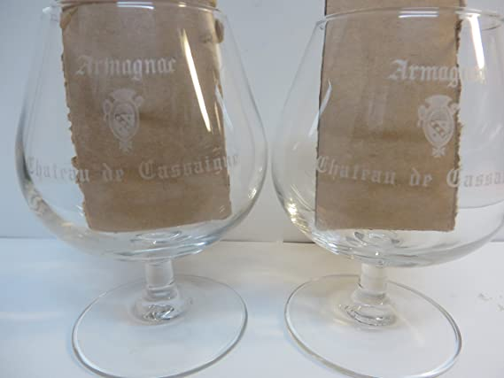 Armagnac Glass Set