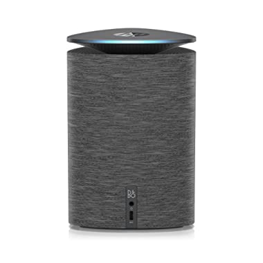 HP Pavilion Wave Compact Desktop Computer with Amazon Alexa, Intel Core i5-7400T, 8GB RAM, 1TB hard drive, 256GB SSD, Windows 10 (600-a310, Black/Fabric)