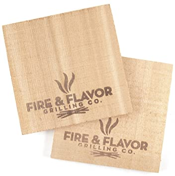 6cbc43209cff Amazon.com : Fire & Flavor Alder 6