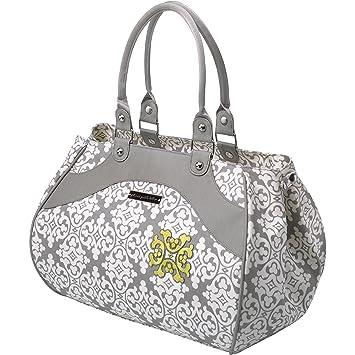 6e4a1cae3736 Amazon.com   Petunia Pickle Bottom Wistful Weekender Diaper Bag in  Breakfast in Berkshire   Diaper Tote Bags   Baby