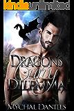 Dragon's Curvy Dilemma: A BWWM, Single Dad, Dragon Shifter Romance (Dragon's Curvy Romance Series Book 1)