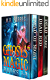 Ghosts and Magic, Books 1-3