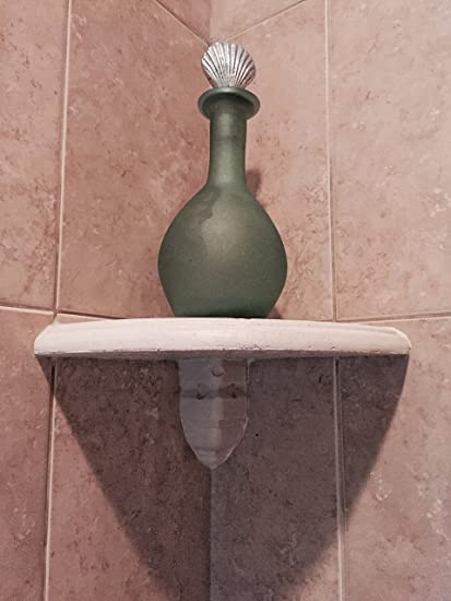 Add On Travertine Stone Resin Shower Corner Soap Dish And Shampoo Corner  Shelf For Attaching