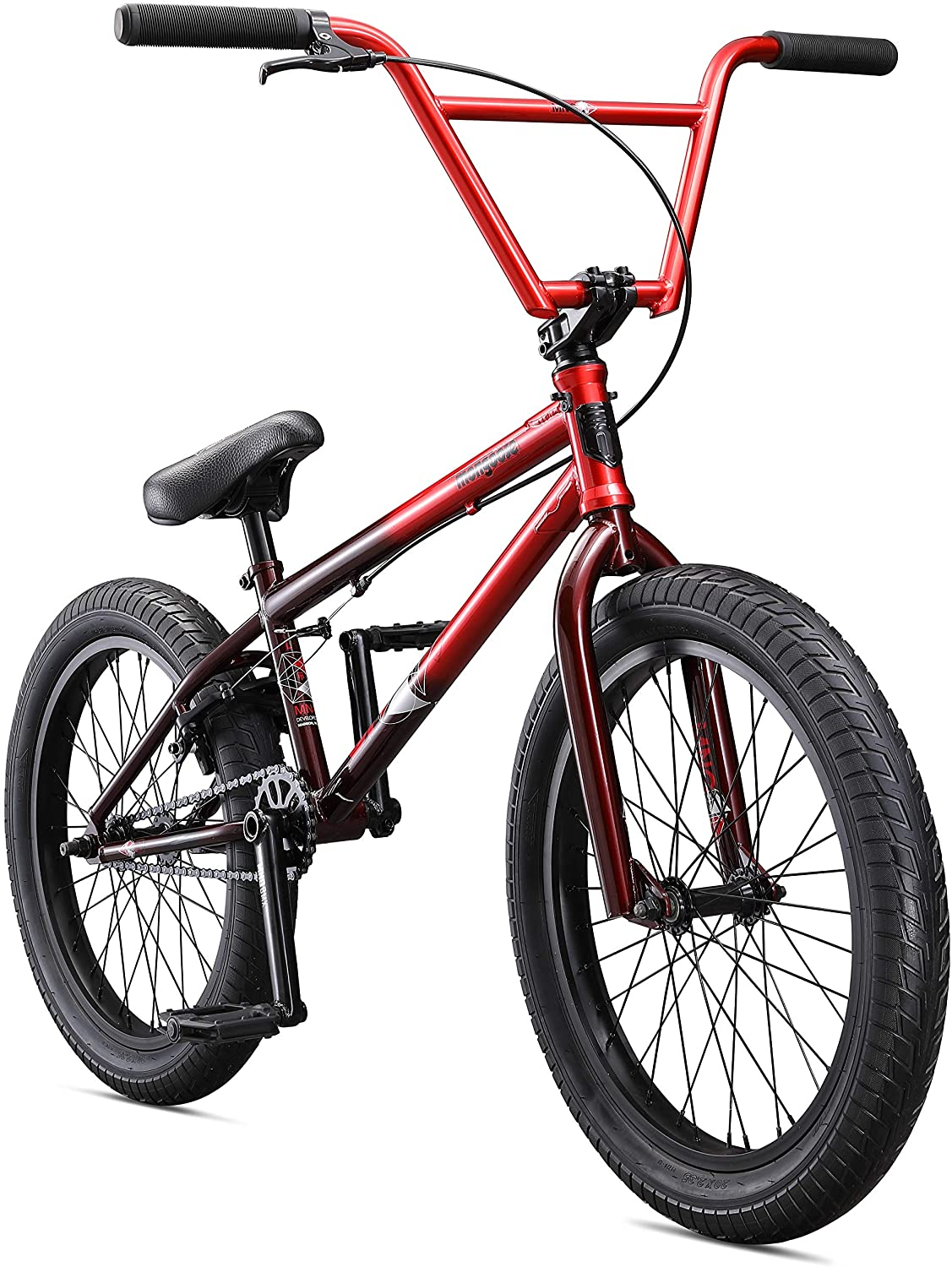 Featuring A Legion L60 Freestyle BMX Bike For Intermediate To Advanced Riders