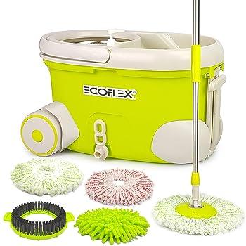 EGOFLEX Spin Floor Mop