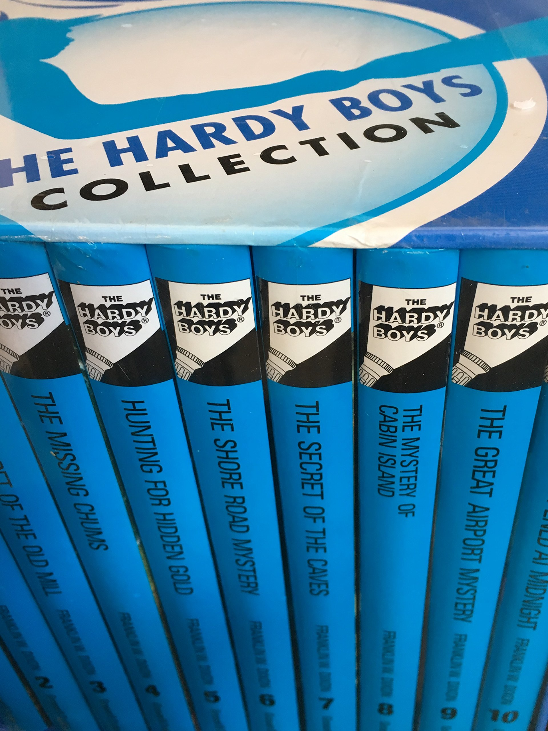 Hardy Boys Set -  Books 1-10 by Simon and Schuster, Inc.
