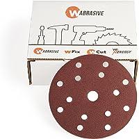 Discos de lijado con velcro 150 velcro, paquete