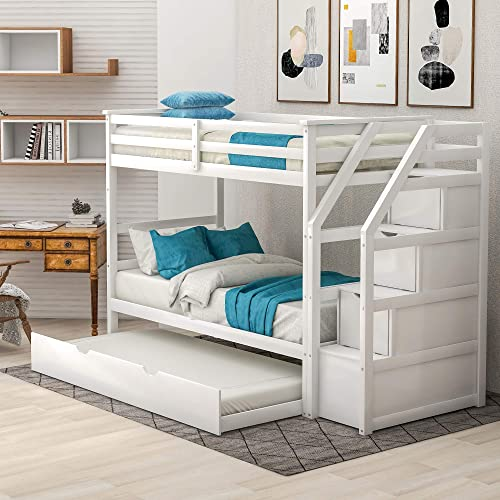 Bunk Bed Twin-Over-Twin