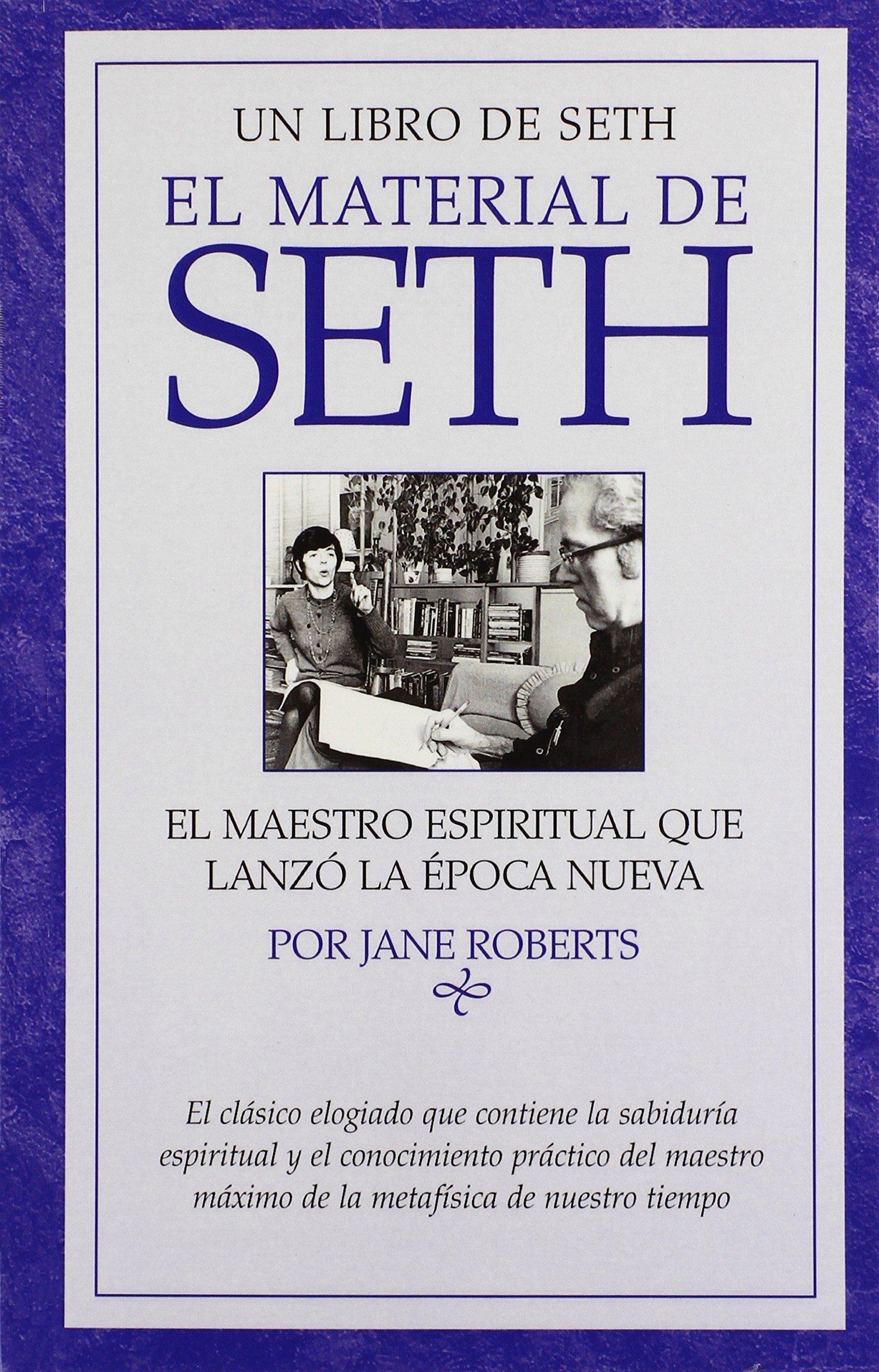 El material de seth spanish edition jane roberts richard stack el material de seth spanish edition jane roberts richard stack 9780976897835 amazon books fandeluxe Gallery